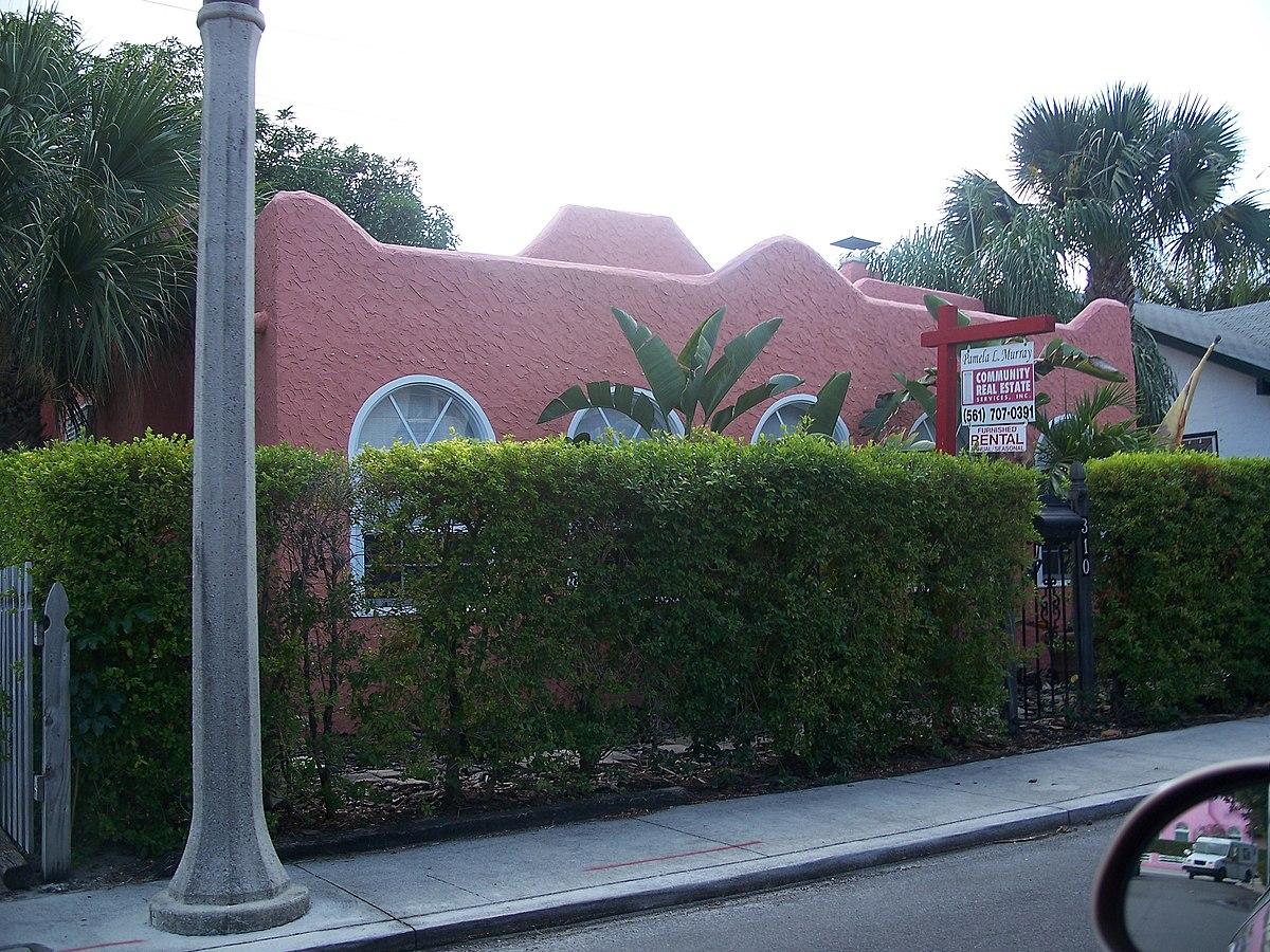 central park historic district west palm beach florida