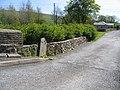 West Riding marker stone near Horton Bridge - geograph.org.uk - 709380.jpg
