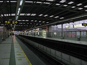 殷高西路駅 - Wikipedia