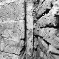 Westelijke dagkant romaans venster noordbeuk, 2e vanaf oost - Utrecht - 20233107 - RCE.jpg