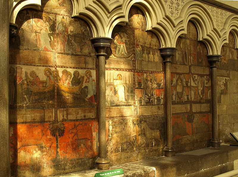 File:Westminster Abbey Chapter House 11.jpg