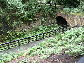 Wet Earth Colliery Historical industrial site in England
