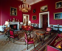 Maison blanche wikip dia for Michelles bedroom galleries