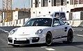White Porsche 997 GT2 with black rims in Ahrweiler (cropped).jpg
