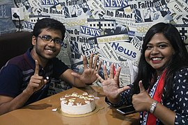 Wikidata Sixth Birthday Celebration at Bangladesh 06.jpg