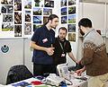 Wikimedia Czech Republic at Book Fair 2013 Ostrava 5.jpg