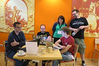 Wikimedia Hackathon 2017 IMG 4588 (34786154515).jpg
