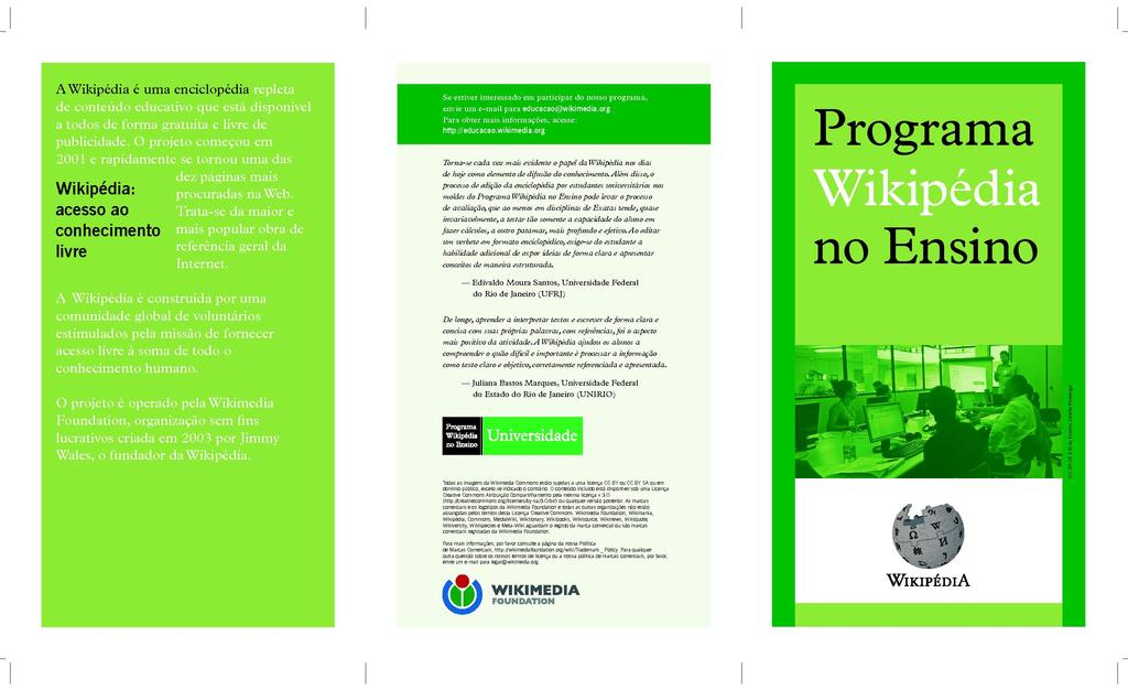 Page Px Wikipedia Education Program Brochure Portuguese Pdf