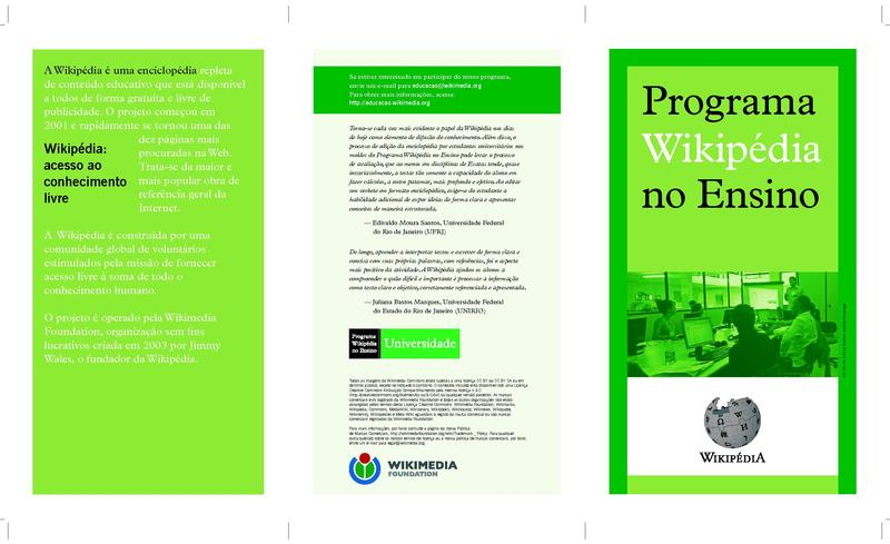 Ficheiro:Wikipedia Education Program brochure Portuguese.pdf