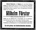 Wilhelm Förster 1918 (obituary).jpg