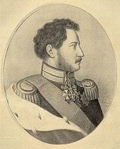 Kurfürst Wilhelm II. von Hessen (Quelle: Wikimedia)