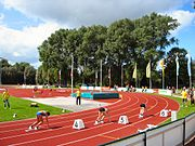 Sportanlage Freiligrathstraße