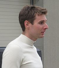 Will Power 2010 Indy 500 Practice Day 7 2.JPG