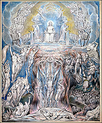 William Blake: A Vision of the Last Judgment