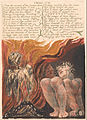 "William Blake - The First Book of Urizen, Plate 10, ""7. From the caverns of his jointed spine . . . ."" (Bentley 11) - Google Art Project.jpg"