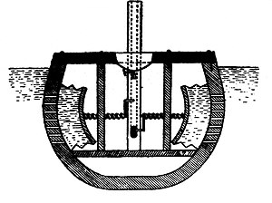 History of submarines - Submarine by William Bourne, in Inventions or devices, 1578.