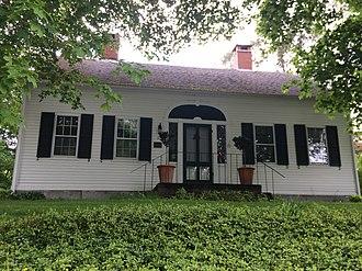 William Colburn House - The William Colburn House as seen in June 2017.