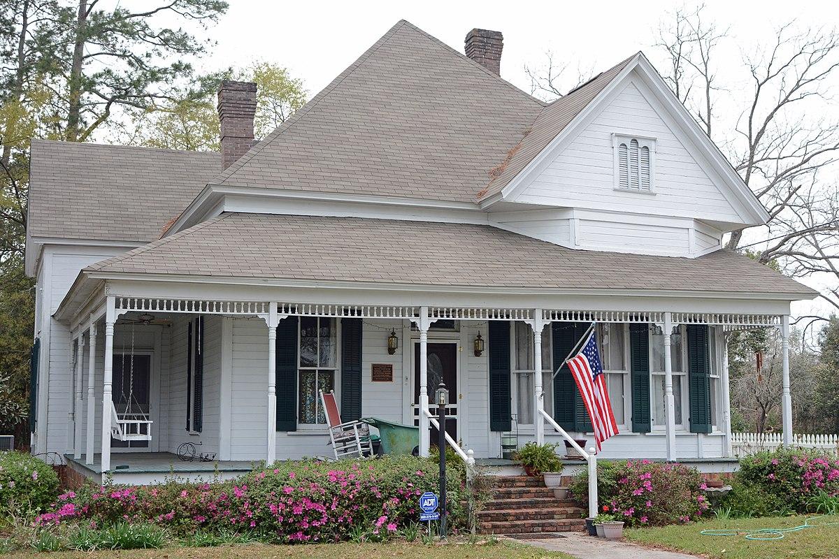 William G Harrison House Wikipedia