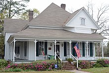 Queen Anne Style Architecture In The United States Wikipedia