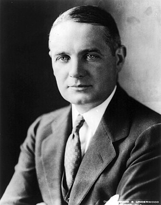 William J. Donovan - Donovan in 1924, during his time in the Department of Justice