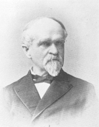 William Leroy Broun - Broun pictured in The Glomerata 1897, Auburn yearbook