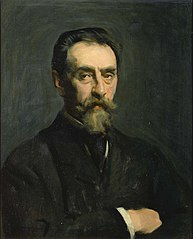 Portrait of William E. Norton