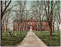 William and Mary College, Williamsburg, Virginia, circa 1902.jpg