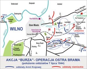 Operation Ostra Brama