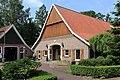 Wilsum - Am Mühlenteich - Mühlenhof Schoneveld (DMT) - Dreschscheune + Café am Mühlenteich 01 ies.jpg