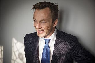 Wim Pijbes - Wim Pijbes. Photo: Vincent Mentzel