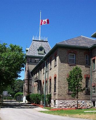 The Royal Canadian Regiment Museum - Image: Wolseley hall 20jun 07 2