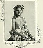 Fidżi dziewczyna