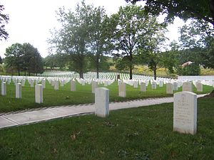 Woodlawn Cemetery (Elmira, New York) - Image: Woodlawn National Cemetery