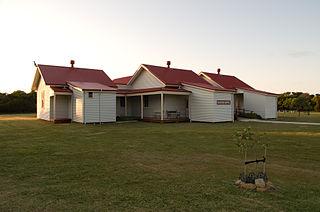 Woodman Point Point in Western Australia