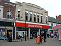 Woolworths shop front in Staines - sadly without the merchandise inside - geograph.org.uk - 1891970.jpg