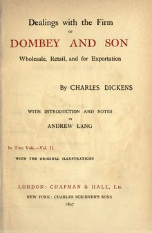 Works of Charles Dickens, ed. Lang - Volume 9.djvu