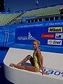 World Championship 2009.Rome.Ilona Katliarenka.jpg