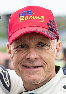 Tommy Rustad Norwegian racing driver