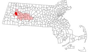 Worthington, Massachusetts - Image: Worthington ma highlight