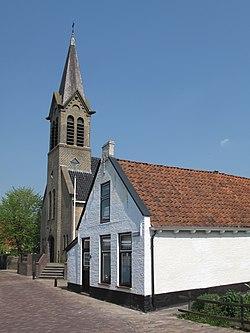 Woudsend, parochiekerk H Michael foto1 2011-04-24 14.54.JPG