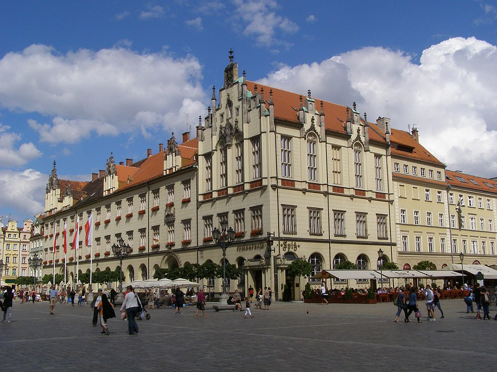 Wroclaw Nowy Ratusz 3