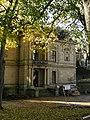Wuppertal, Briller Str. 117, Villa Amalia, von NO, Entree.jpg
