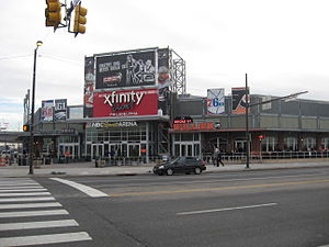 Xfinity Live! Philadelphia - Image: Xfinity Live 01