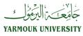 Yarmouk University Title.png