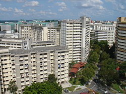 Housing estates in Yishun