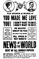 You made me love you - British press advertising 1913.jpg