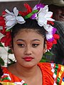 Young Woman in Traditional Dress - Granada - Nicaragua (31572131030) (2).jpg
