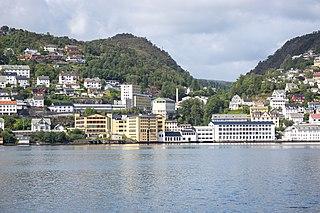 Arna, Norway Borough in Western Norway, Norway