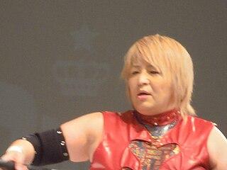 Yumiko Hotta Japanese professional wrestler and mixed martial artist