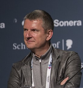 Yuriy Asyuta, ESC2013 press conference.jpg